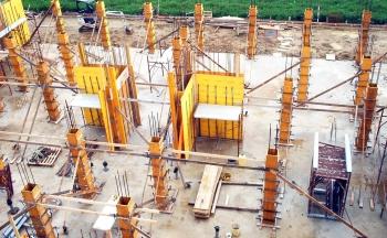 Materiali vari per la costruzione edile